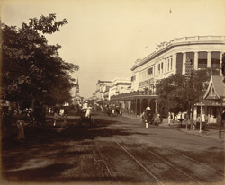 Calcutta. Great Eastern Hotel